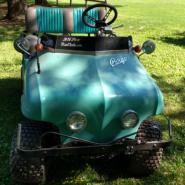 Columbia Pargo Golf Cart
